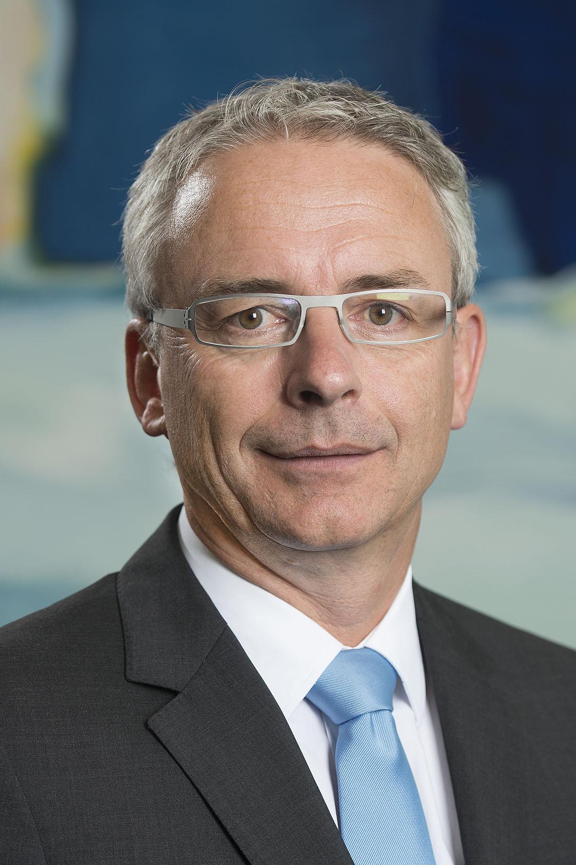 Landrat Dr. Christoph Schnaudigel